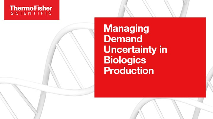 Managing Demand Uncertainty in Biologics Production